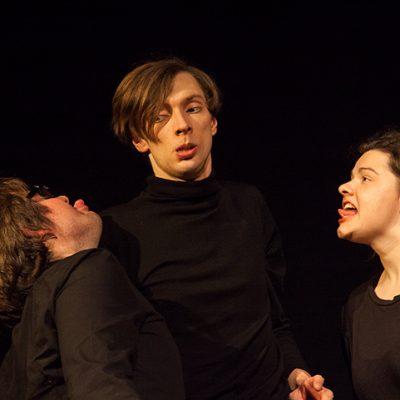 Impro-Bild einer Show Action+Drama Improvisationstheater Leipzig