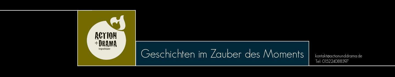 Banner mit Kontaktdaten von