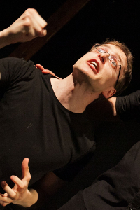 Darsteller Moritz Bockenkamm Action+Drama Improtheater Leipzig