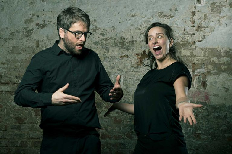 Improtheater Workshop - Alexander & Mandy