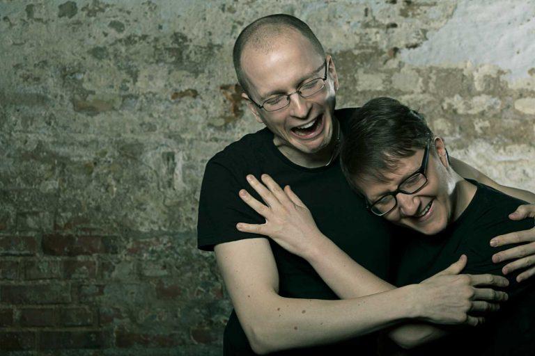 Improtheater Kurs - Moritz & Alexander