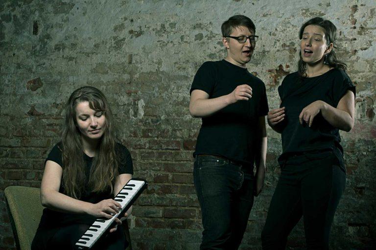 Alena, Julian und Mandy von Action&Drama